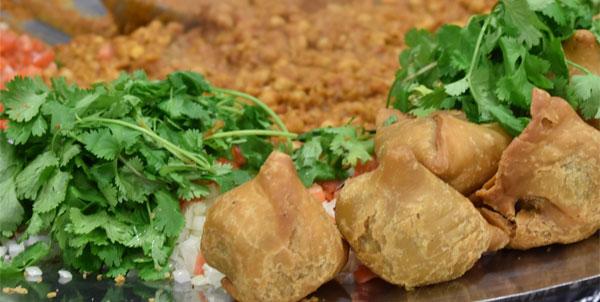Indian Heritage Festival - Delicious Cuisine