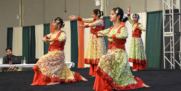 Indian Heritage Festival - Stage and Entertainment