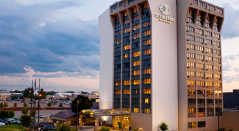 Monroeville Convention Center DoubleTree benefits