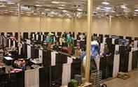 Monroeville Convention Center Can accommodate more than 400 10X10 booths